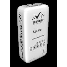 Теплоізоляційна штукатурка Тепловер Optima 50л